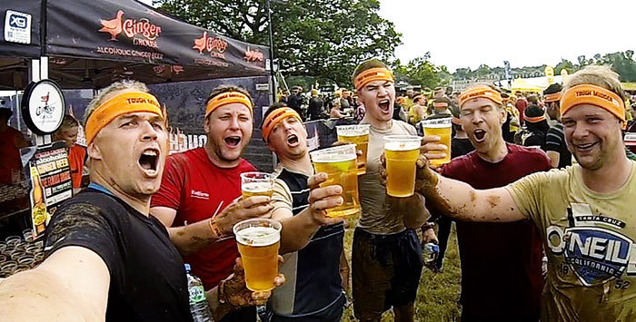 Tough Mudder Nick Stubbs 2014 Finished