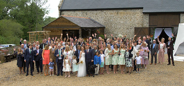 Wedding Videographer in Dorset
