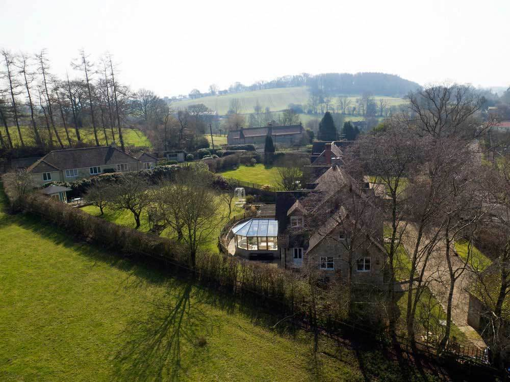 Aerial Property Photography Dorset