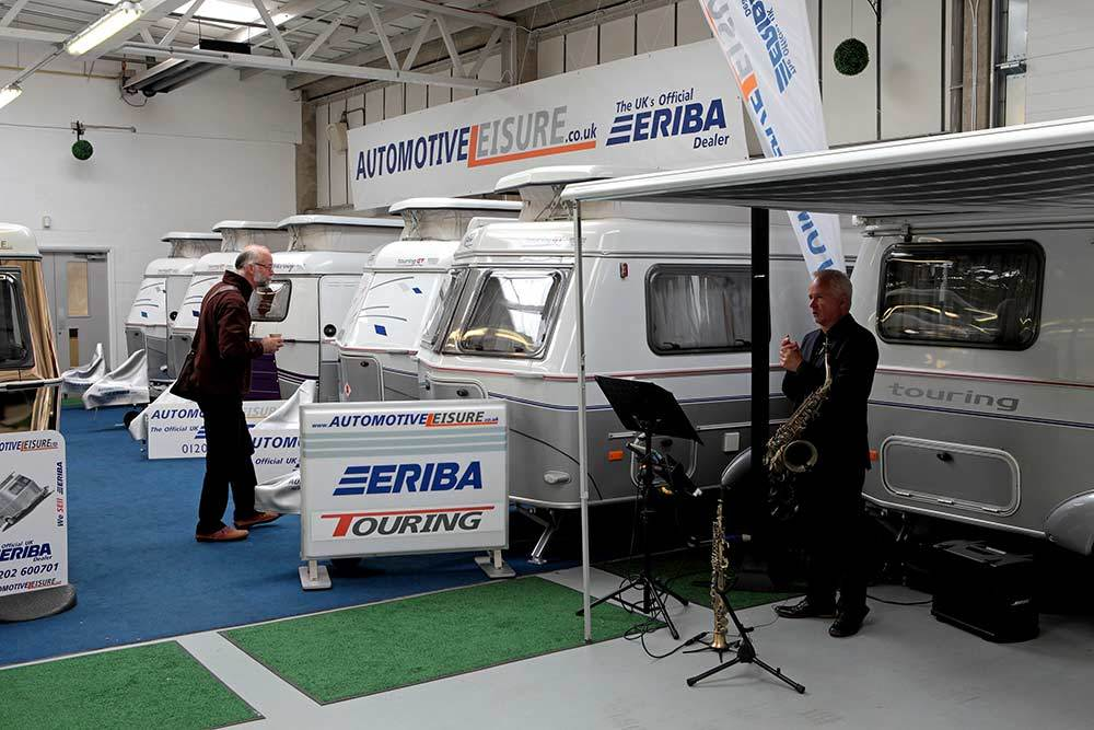 Eriba Touring -Caravans for Sale