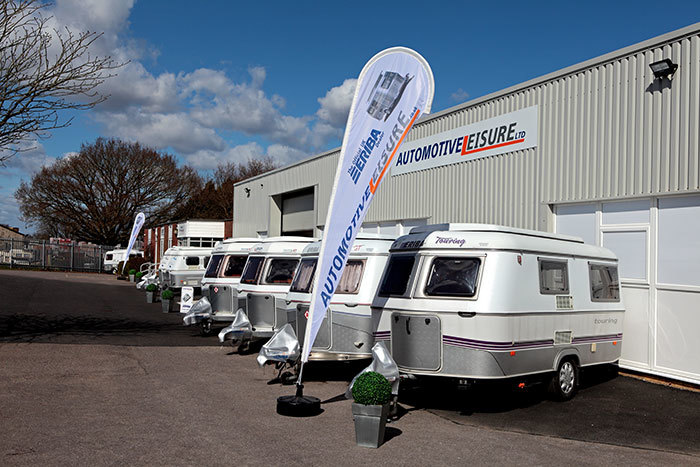 Eriba Touring Caravans for Sale