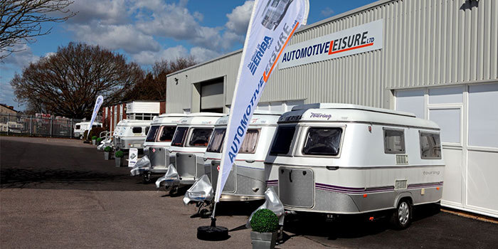 Eriba Touring -Caravans for Sale