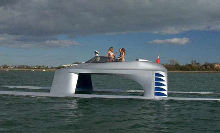 Glider Yacht Testing