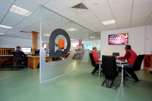 Interior Commercial Photography 1 - Whole Office