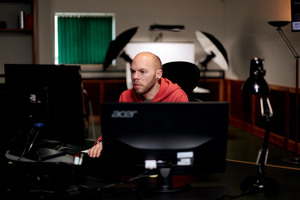 Interior Commercial Photography 3 - Staff Working