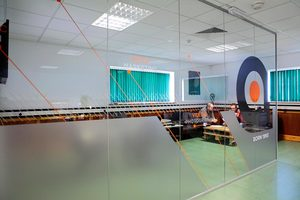 Interior Commercial Photography 7 - Office Partition