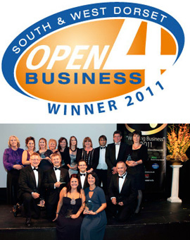 Entrepreneur of the Year South and West Dorset 2011