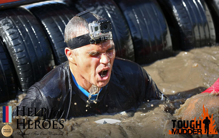 Tough Mudder Kettering 2014