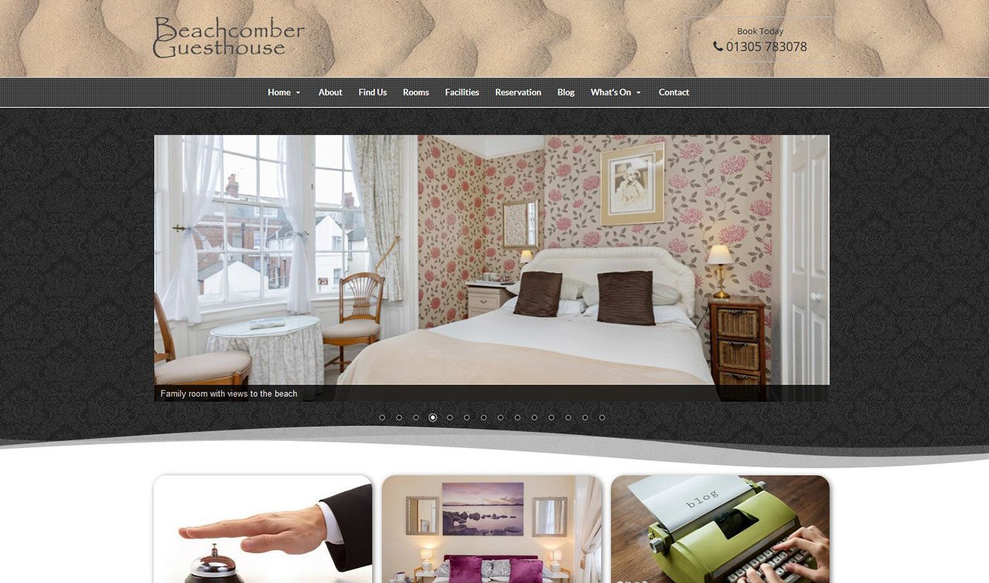 Dorset Web Design Clients