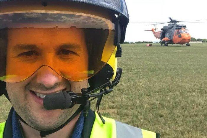 Justin Glynn Osprey Drone Training