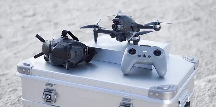 FPV Drone Pilot Dorset